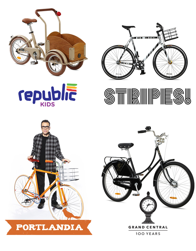 Republic Bike Limited Editions