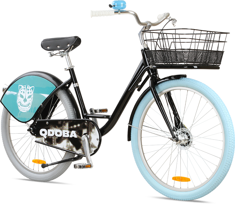 Corporate Bike Share for Qdoba